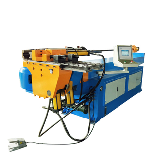 Fully Automatic CNC Tube Bending Machine