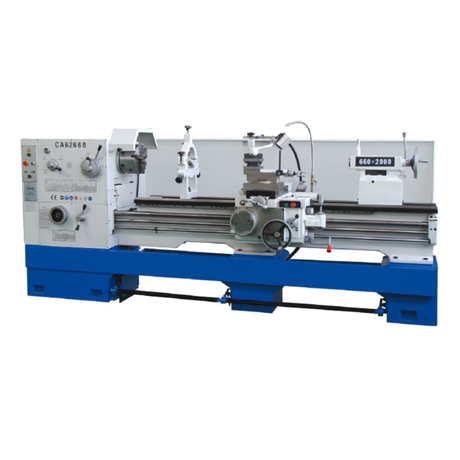 Ordinary Lathe Turning Machine