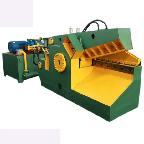 Alligator Shearing Machine by Winying Machinery