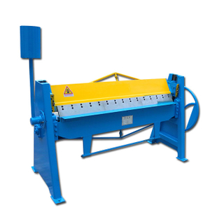 Manual Sheet Metal Bending Folding Machine