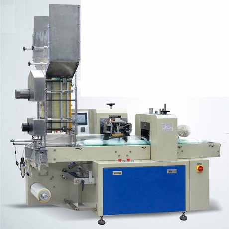 Automatic Multiple Paper Straw Packing Machine