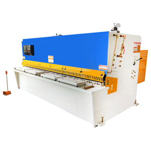 CNC Hydraulic shearing machine & Guillotine Shear